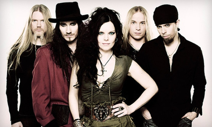 Nightwish - Universal City: One Ticket to See Nightwish at Gibson Amphitheatre at Universal CityWalk on January 21 at 8:15 p.m. (Up to $26.99 Value)