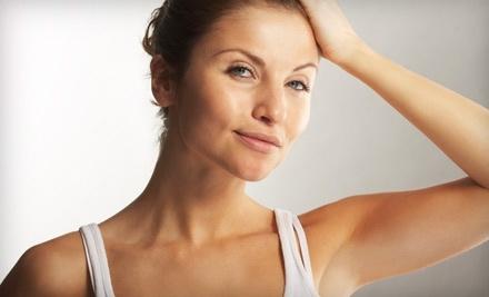 TLC Medispa: 3 Laser Hair-Removal Treatments - TLC Medispa in Tysons Corner