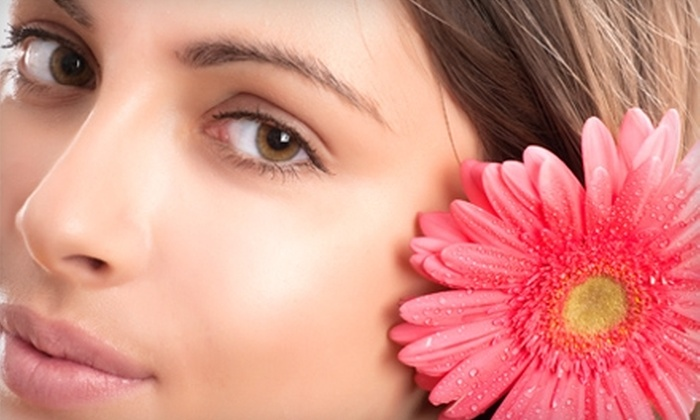 Thrive Aesthetic and Anti-Aging Center - Northwest District: $99 for a Single Laser Skincare Treatment at Thrive Aesthetic and Anti-Aging Center (Up to $500 Value)