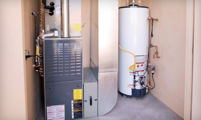 LBA Air Conditioning, Heating, and Plumbing - Antioch Village: $49 for a Furnace Tune-Up from LBA Air Conditioning, Heating, and Plumbing ($106 Value)