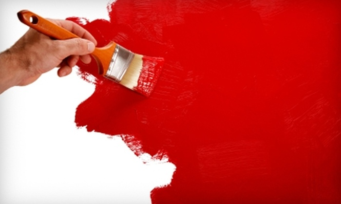 Chicago Painters, Inc. - Multiple Locations: $99 for a One-Room Professional Painting from Chicago Painters, Inc. ($285 value)