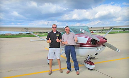Private-Pilot Course for 1 (a $199 value) - Chicagoland Aviation in Romeoville