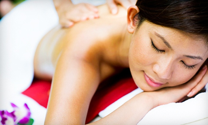 Sarah Vierra Salon - Alachua: 30-Minute or 60-Minute Massage at Sarah Vierra Salon in Alachua (Up to 51% Off)