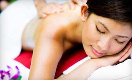 30-Minute Massage (a $40 value) - Sarah Vierra Salon in Alachua