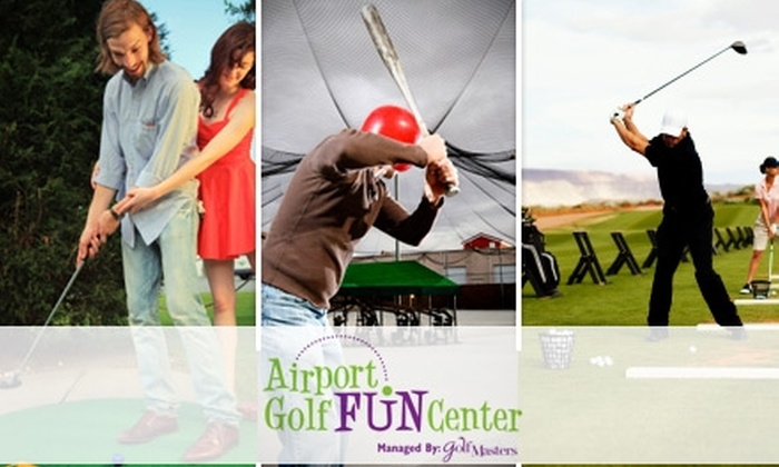 Golf Masters - Multiple Locations: $20 for $50 Worth of Golf Services and More at Golf Masters