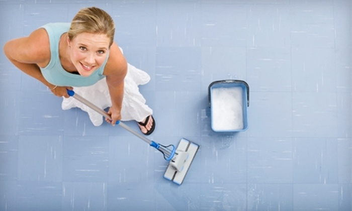 Desperate Housemaids - Multiple Locations: $49 for a Three-Hour House Cleaning from Desperate Housemaids ($105 Value)