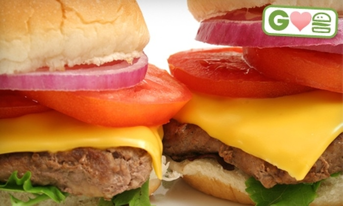 Hintonburger - Ottawa: $5 for Hintonburger, Fries, and Drink at Hintonburger in Ottawa ($10 Value)