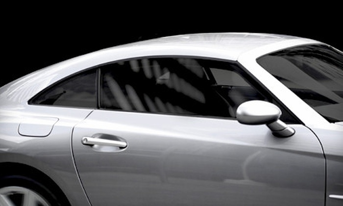 A&A Royal Auto Trim - Old Westport: $120 for Full Auto Window Tinting at A&A Royal Auto Trim ($240 Value)