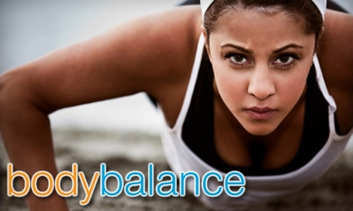 Body Balance Bootcamp - Pickering: $39 for 30 Days of Unlimited Boot-Camp Workouts at Body Balance ($197 Value)