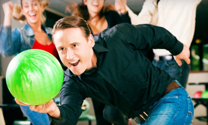 Jeffery Lanes - Wheeling: $39 for Bowling for Four at Jeffery Lanes in Wheeling ($80 Value)