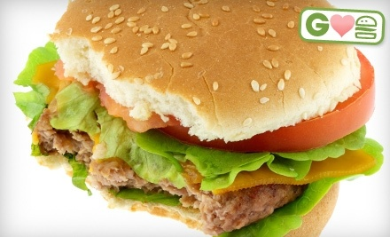$18 Groupon to Charlie's Flame Broiled Burgers - Charlie's Flame Broiled Burgers in Kirkland