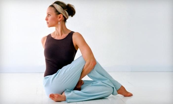 Bikram Yoga Northville - Northville: $39 for Two Months of Unlimited Classes at Bikram Yoga Northville ($250 Value)