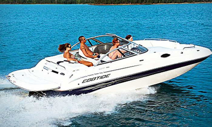Lone Star Aquatics - Lake Austin: Two- or Four-Hour Private Ski-Boat Tour for Four from Lone Star Aquatics (Up to 60% Off)