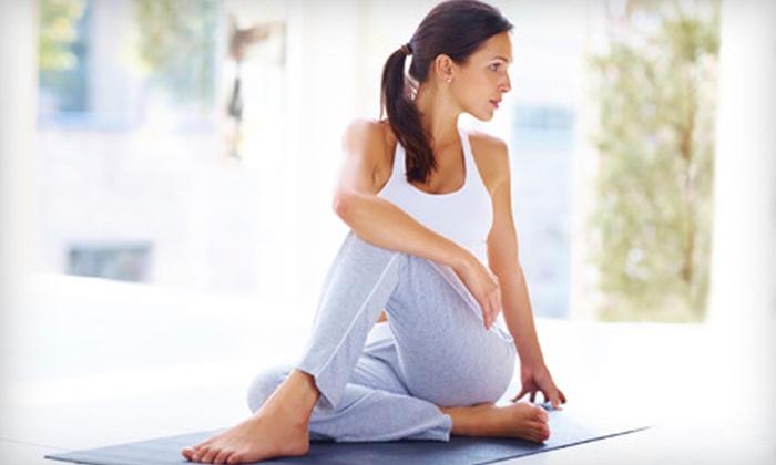 Yoga Masala - Columbia: $25 for Five Hot Yoga Classes at Yoga Masala ($50 Value)