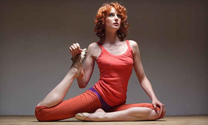 Yoga Babes - Nampa: 5 or 10 Women's Classes at Yoga Babes in Nampa (Half Off)