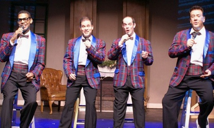 """Forever Plaid presents """"Plaid Tidings"""" - Surflight Theatre: $25 for One Ticket to See """"Plaid Tidings"""" at the Surflight Theatre in Beach Haven ($54 Value). Four Options Available"""