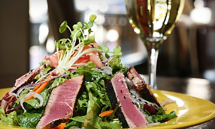 Henry's Pub - Gaslamp: $15 for $30 Worth of California-Style Pub Fare at Henry's Pub
