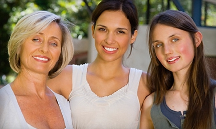 Dr. Dental - Multiple Locations: $27 for a New-Patient Teeth Cleaning at Dr. Dental ($57 Value)