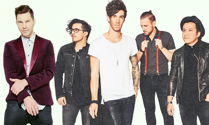 Andy Grammer & American Authors - Starland Ballroom: Andy Grammer and American Authors at Starland Ballroom on Friday, August 7 (Up to 28% Off)
