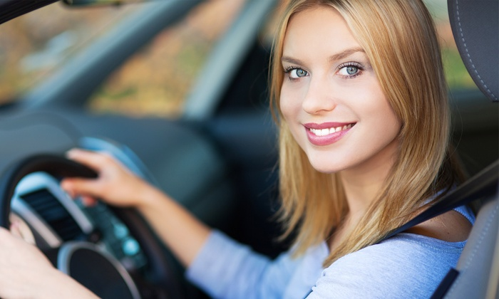 AAA Driving Academy - AAA Driving Academy: $141 for Three One-Hour Driving Lessons and Drivers' Vision Screening at AAA Driving Academy ($238 value)