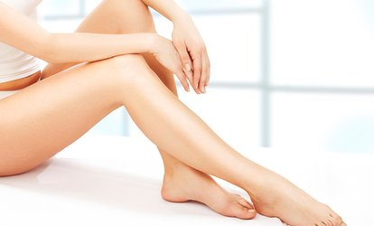 $279 for 1 Year of IPL Hair Removal for Three Areas of the Body at Centre Aquaderma ($2,000 Value)