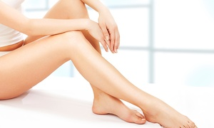 Aquaderma: C$279 for 1 Year of IPL Hair Removal for Three Areas of the Body at Centre Aquaderma (C$2,000 Value)