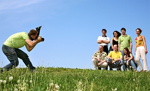 Custom Photography & Creations: $55 for $110 Worth of Services at Custom Photography & Creations