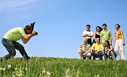 $55 for $110 Worth of Services at Custom Photography & Creations