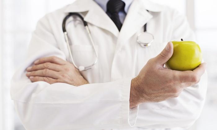 Dr. Arduino Fazioli - Più sedi: Visita nutrizionale, dieta e in più assistenza e 2 controlli (sconto fino a 77%)