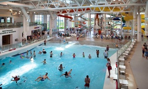 Evergreen Wings & Waves Waterpark: $50 for Two Tickets to Evergreen Wings & Waves Waterpark ($64 Value)