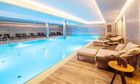 Berlín: habitación doble clásica para 2 personas con opción desayuno, spa y extras en Hotel Titanic Chaussee Berlin