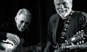 Electric Hot Tuna and Dave Mason's Traffic Jam: Electric Hot Tuna and Dave Mason's Traffic Jam at NJPAC on July 16 (Up to 40% Off)