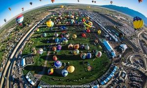 Vamos Voar de Balão: Vamos Voar de Balão – Centro Nacional de Paraquedismo: voo de balão, certificado e champanhe para 1 ou 2 pessoas
