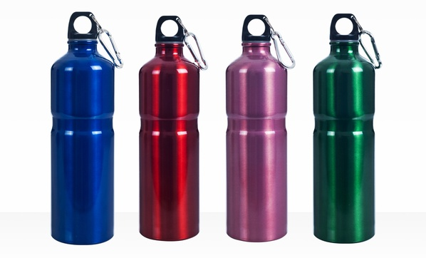 4b86aca1dbb Two-Pack of Whetstone Stainless Steel Water Bottles. Multiple Colors ...