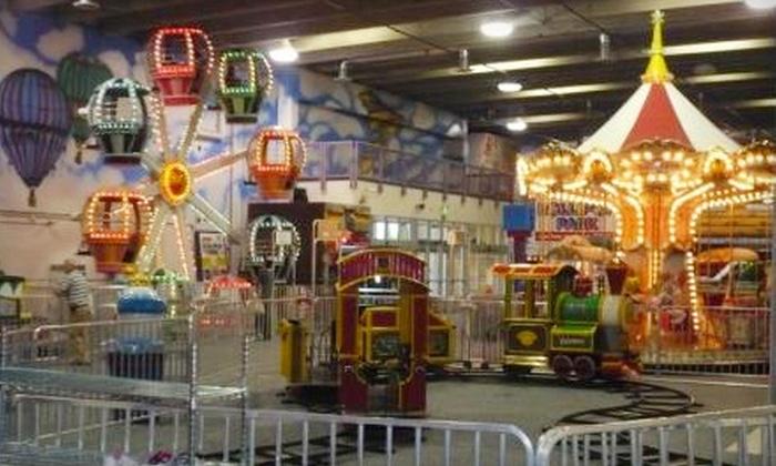 Lollipop Park - Centennial: $7 for a Children's Amusement-Park Outing to Lollipop Park in Centennial (Up to $14.95 Value)