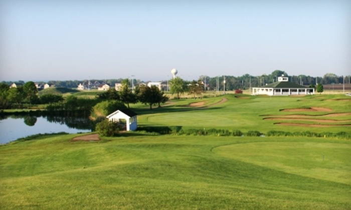 Lake Wissota Golf & Southern Hills Golf  - Multiple Locations: 18 Holes of Golf, Cart Rental, and Small Bucket of Range Balls at Lake Wissota Golf or Southern Hills Golf