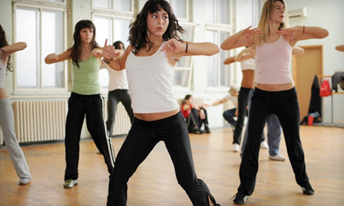 Carolina Dancesport - Orleans Woods: $59 for a Dance-Class Package at Carolina Dancesport (Up to $280 Value)