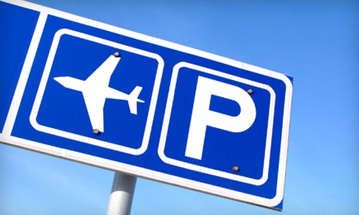 Park n Jet Airport Parking - Multiple Locations: Three or Seven Days of Parking at Park n Jet Airport Parking (Half Off)