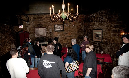 Real Ghost Tours - Real Ghost Tours in Minneapolis
