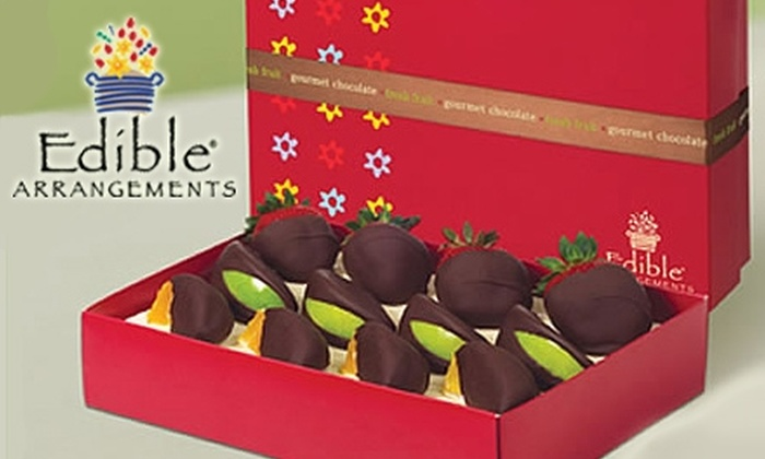 Edible Arrangements Las Vegas - Multiple Locations: $12 for a Box of Chocolate-Covered Strawberries ($25 Value)