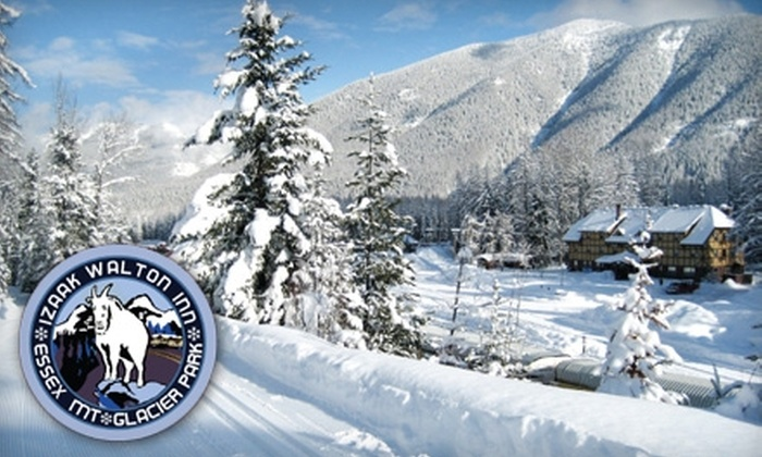 Izaak Walton Inn - South Fork: $99 for a One-Night Stay in an Empire Builder Room Plus Two Ski Rentals and a Welcome Gift at Izaak Walton Inn in Essex ($219.90 Value)