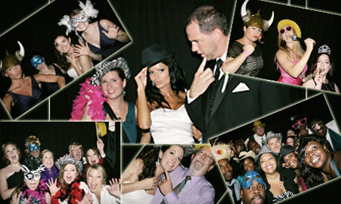 King Entertainment - King Entertainment: Wedding Packages with Photo Booth, DJ, and Optional Two-Piece Acoustic Band from King Entertainment (Up to 54% Off)