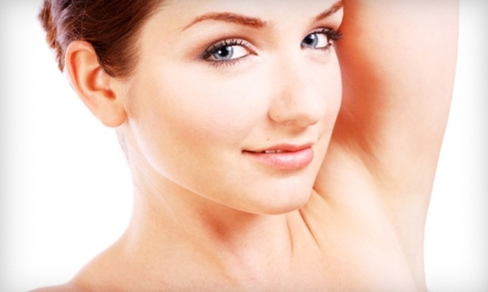 Crossings Medical Spa - Creekwood Crossing: $99 for Two Chemical Peels or Three Laser Hair Removal Treatments at Crossings Medical Spa in Menomonee Falls