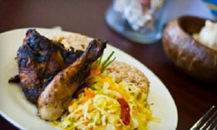 The Island Spot - Southwest Carrollton: $10 for $20 Worth of Authentic Caribbean Fare at The Island Spot in Carrollton