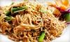 Thai Rock - Rockaway Beach: Thai Cuisine for Two During Dinner, Lunch, or Brunch at Thai Rock in Rockaway Beach