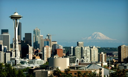 2 Group Bus Tour Tickets - Seattle Qwik Tour in Seattle