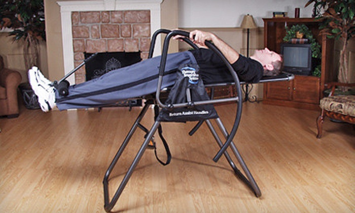 Stamina Products: $175 for a Therapy Inversion System from Stamina Products ($399 Value)