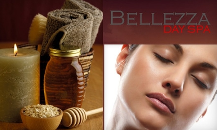 Bellezza Day Spa - San Bruno: Facial or Waxing Services at Bellezza Day Spa. Choose from Three Options.
