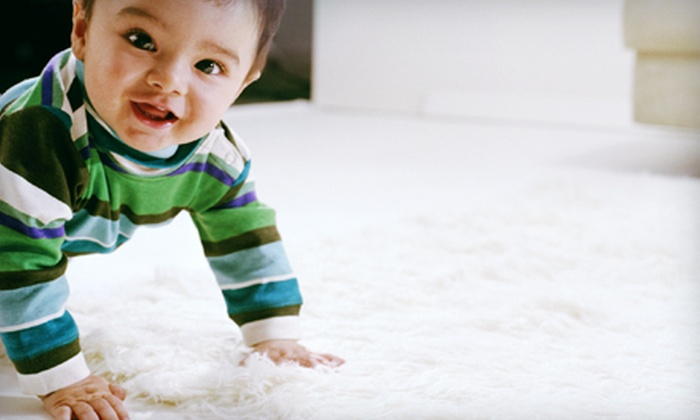 Sparkling Klean Services - Mid City North: Carpet or Upholstery Cleaning from Sparkling Klean Services (Up to 76% Off)