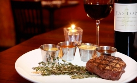 $40 Groupon to Jim Edmonds 15 Steakhouse - Jim Edmonds 15 Steakhouse in St. Louis